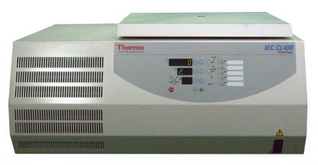 Thermo Scientific,  IEC CL40R  Bench-model, Refrigerated Centrifuge