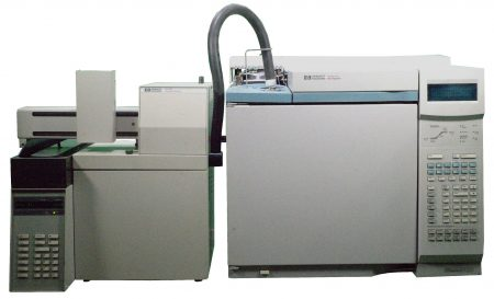 Agilent/HP Gas Chromatograph 6890 and 7694 Headspace System