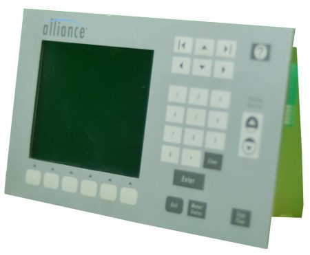 Waters ,Alliance 2690 Dashboard