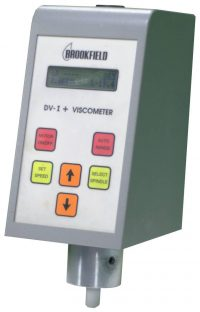 Brookfield LVDV-I+ Viscometer head