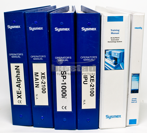 Sysmex XE-AlphaN Automated Hematology System