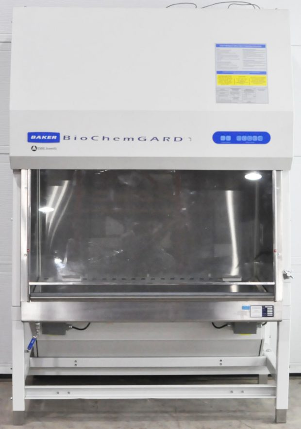 The-Baker-Company-BioChemGARD-BCG401-Class -II-Type-B2-Biological-Safety-Cabinet